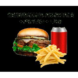 Oferta Hamburguesa Americana
