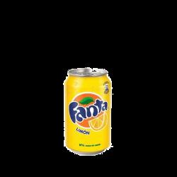 Fanta de limón 33cl